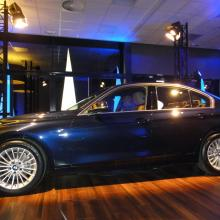 Launch BMW 3-Serie Kinepolis Brugge